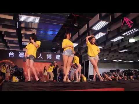 2016第五屆台灣成人博覽會~ 吉川愛美、水野朝陽、橘瑪麗、南梨央奈 sexy pose~ 2016 Taiwan Adult Expo