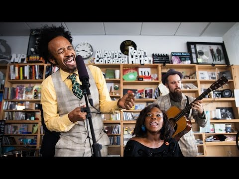 Fantastic Negrito: NPR Music Tiny Desk Concert