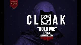 HOLD ME w/hook -Cloak Beats- live guitar beat
