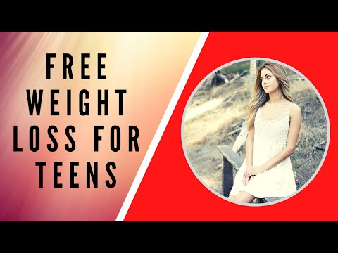 Teenage Girl WEIGHT LOSS Diet Plan (Work 100%)