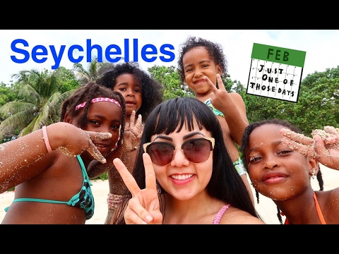 EMIRATES CABIN CREW| FOLLOW ME AROUND SEYCHELLES!