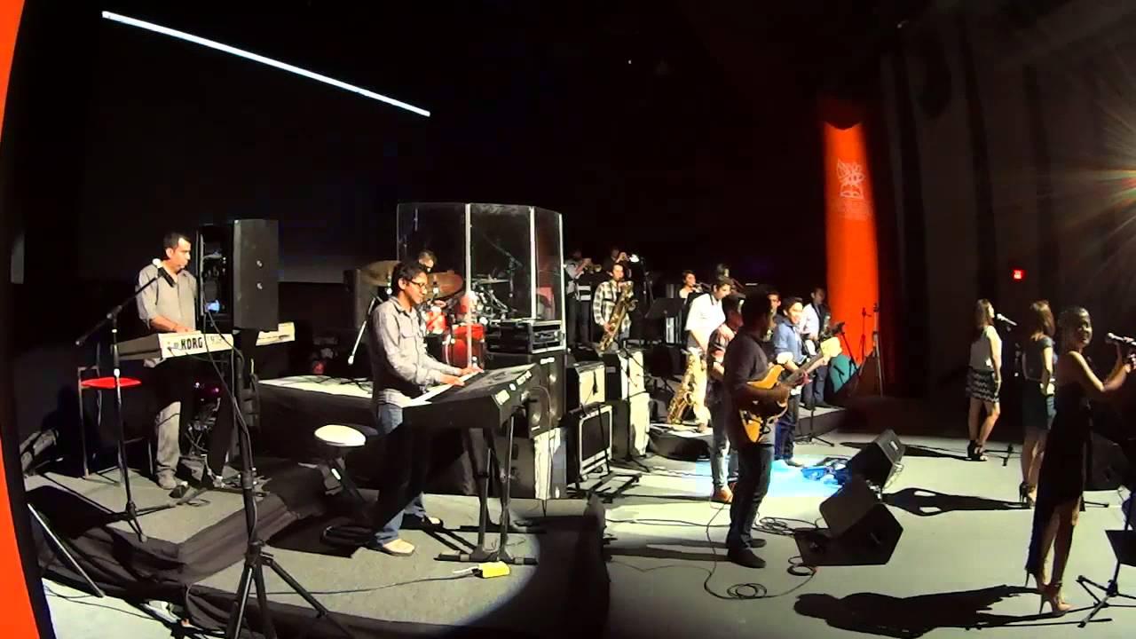 Download Michael Jackson Medley, Concierto de Re-inauguración Aula Magna CUTM 2015, ZipBand PopEnsemble.