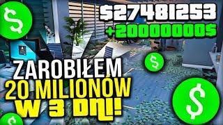 ZAROBIŁEM 20 MILIONÓW!    GTA V