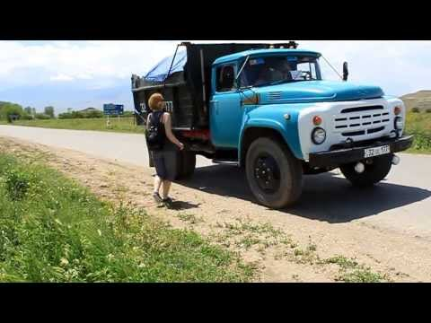 Путешествие в Армению - автостоп! | Мила Деменкова