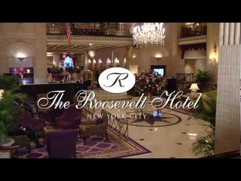 The Roosevelt Hotel New York - GUESTROOMS