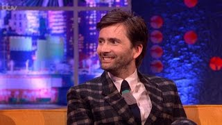 David Tennant on The Jonathan Ross Show