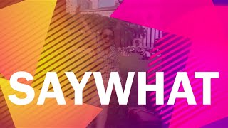 SayWhat Video Dictionary App is launching