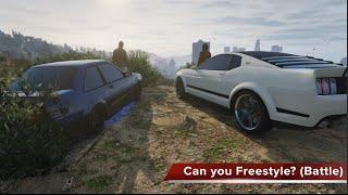 GTA 5 XB1 - Can you Freestyle? Eyres99 (Futo) Vs HowDoIDrift (Dominator) Vote Winner!