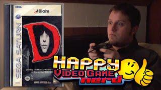 Happy Video Game Nerd: D (aka D