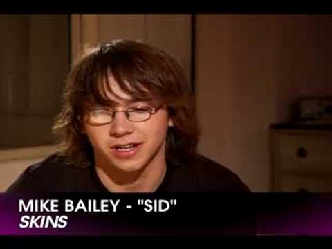 SKINS (BBC America) - Mike Bailey vs. Sid