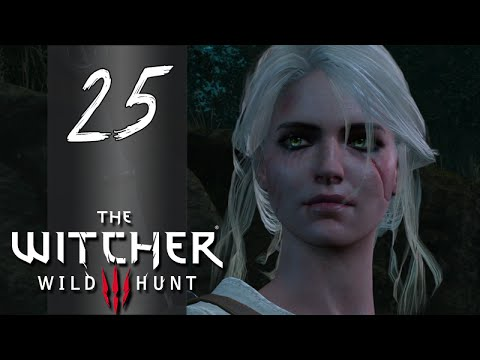 [Ciri's Story: The King of the Wolves]  ► Let's Play The Witcher 3: Wild Hunt - Part 25