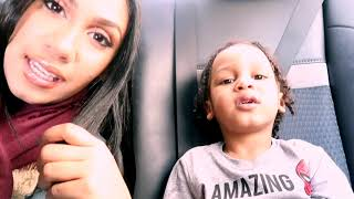CJ SAYS THIS ABOUT BABY RENZO!!! (MOM & SON DATE)