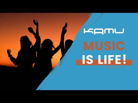 Radio KLN - Music Is Life  (Broadcast 1 Mixed By Kamu) [Deep & Tribal House]