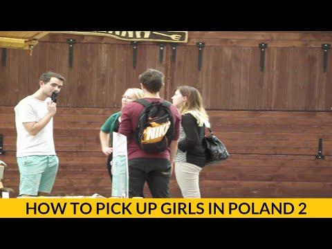 Immigrants Picking Up Polish Girls