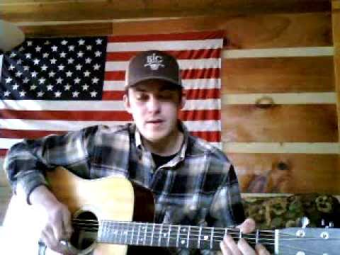 Eric Church Talladega Cover By Dylan Riddle Youtube