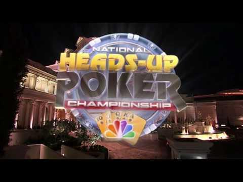 National Heads-Up Poker Championship 2007 Episode 1 1/4