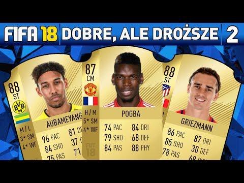 FIFA 18 - DoMManU popi... porąbało! - Skład za milion! - Dobre, ale droższe #2