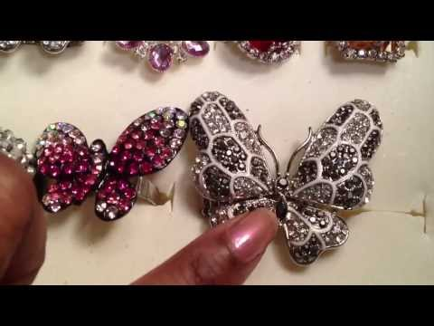 Fashion jewelry ring collection part 4