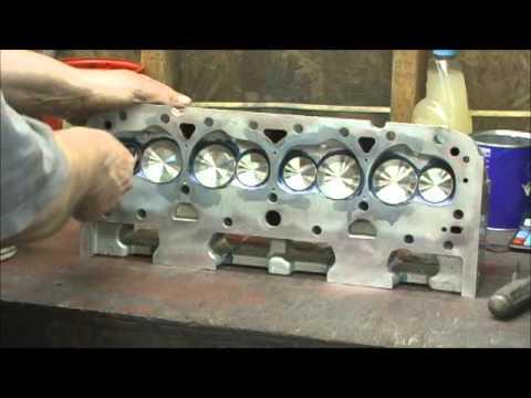 ProMaxx SBC 247cc/319 CFM Assemble Heads 9 2