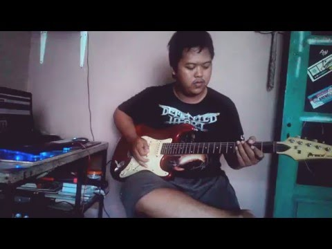 Andy Rizky - GUITAR COVER COC / CLASH OF CLANS WAR SOUNDTRACK