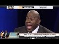 First Take Magic Johnson On Kobe Bryant and Kevin Durant
