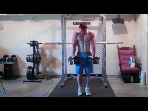 MusclePharm Shoulder Workout #1