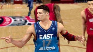 NBA 2k13 Career Mode - The All-Star Game Ep.41