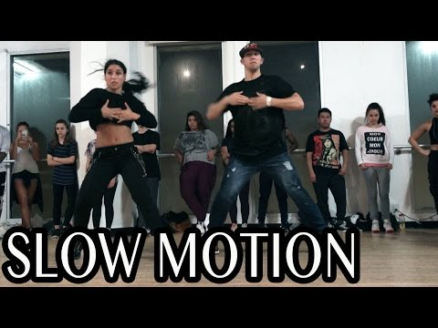 Download Youtube: SLOW MOTION - Trey Songz Dance | @MattSteffanina Choreography (@TreySongz)