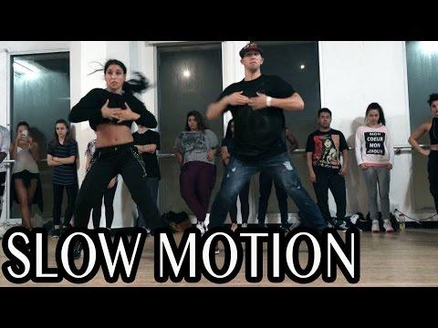 SLOW MOTION - Trey Songz Dance | @MattSteffanina Choreography (@TreySongz)