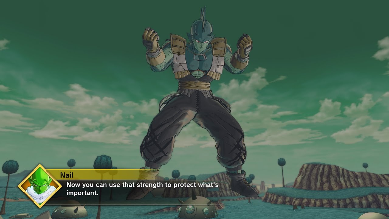 How To Unlock Giant form for Namekians in Dragonball Xenoverse 2 ...