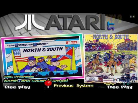 ATARI 520/1040 ST WITH HATARI CORE ON RETROARCH - Android