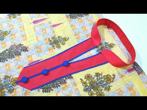 Suit collar neck designs cutting and stiching /kolar neck designs thumbnail