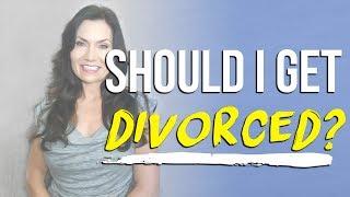 Be Should harder to get divorce