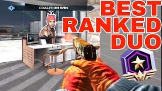 The best duo in Special Ops ranked (with Coolmark) Critical Ops 1.26 Ranked Gameplay