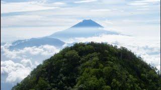 怒涛・急登の山「笊ヶ岳(ざるがだけ)2629m」
