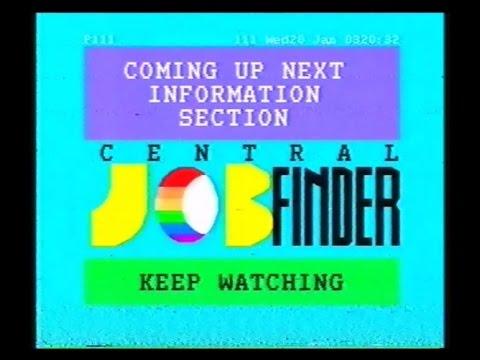Central - News Headlines & Jobfinder - 1988