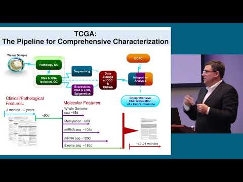 The Cancer Genome Atlas Update