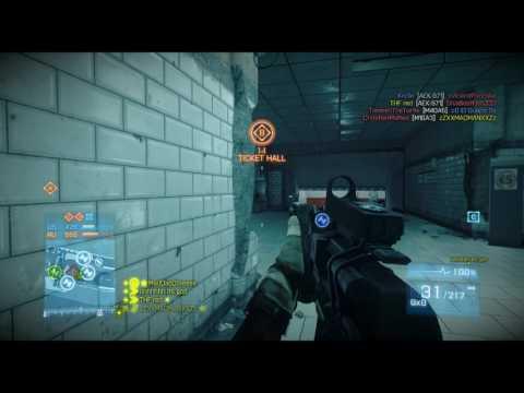 Xbox One BF3: Metro 118-24