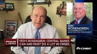 Expect unemployment rate to rise dramatically: Boston Fed president