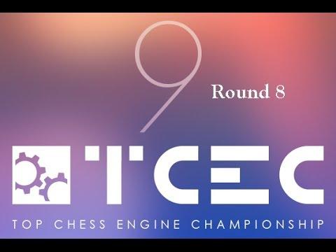 TCEC Season 9 Stage 3 Round 1 Komodo 10.1 v Houdini 5   29 July 2016 0.5-0.5