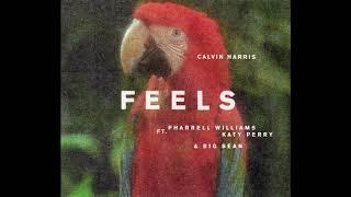 Calvin Harris - Feels (feat. Pharrell Williams, Katy Perry, Big Sean) (BBC Radio Clean Edit)
