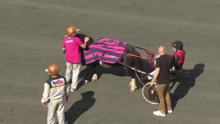 Segerintervju ponnylopp 2 Solvalla 170730