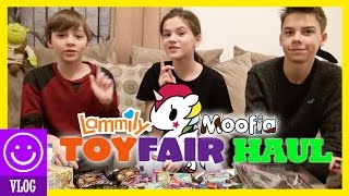 TOY FAIR 2016 HAUL! | TOKIDOKI, MOOFIA BLIND BAGS & MORE! |  KITTIESMAMA 49