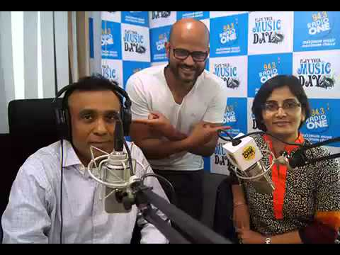 Mohan Sekhar and Shalu Chadha on 94.3 Radio One Bangalore