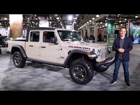 Is the ALL NEW 2020 Jeep Gladiator the ULTIMATE midsize truck?