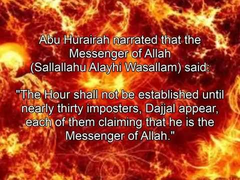 Afflictions And The End Of The World: 30 Dajjals