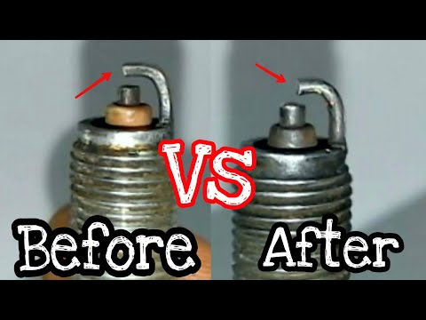 How to Modification sparkplug, can make your bike or car be powerful