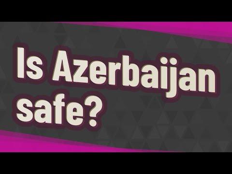 Is Azerbaijan safe?