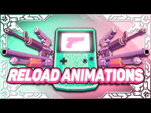 Satisfying Reloads | The Art In Reload Animations