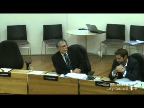 20.05.15 - Item 2 - Hearing of Submissions - William Wratten-Anderson